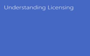 Licensing-Legal
